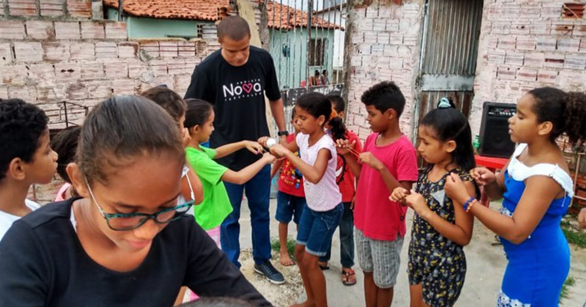UMCOR COVID-19 grants in Brazil reach isolated communities