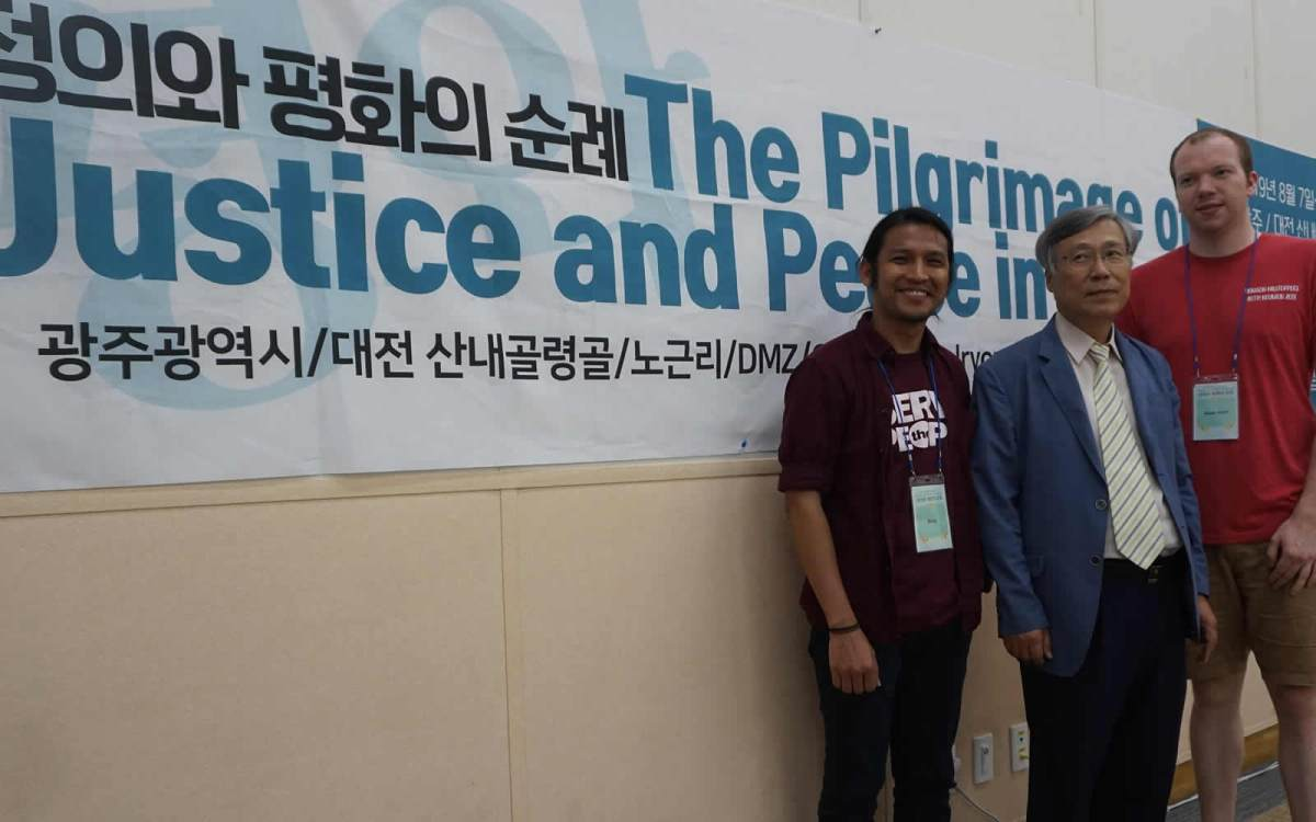 Peace with justice for the Korean Peninsula