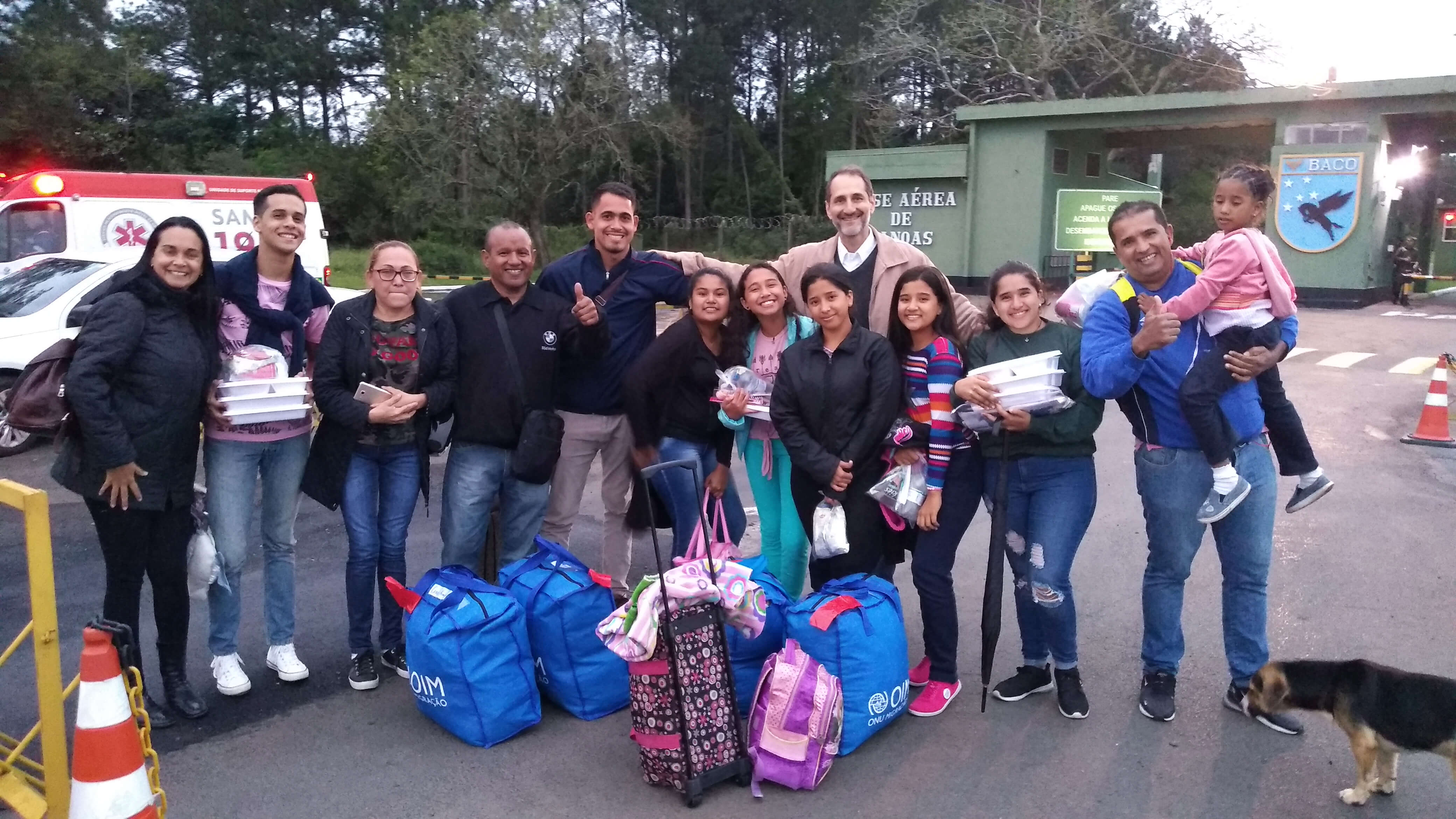 Relief with love: UMCOR COVID-19 grants in Brazil