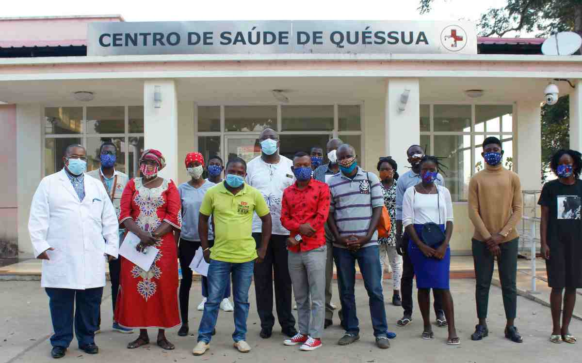 COVID-19 prevention fosters hope in East Angola