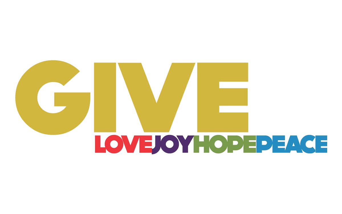Give love, joy, hope and peace in year-end campaign