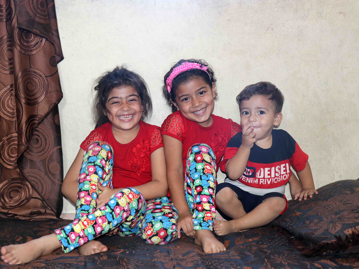 UMCOR reaches Syrian refugees