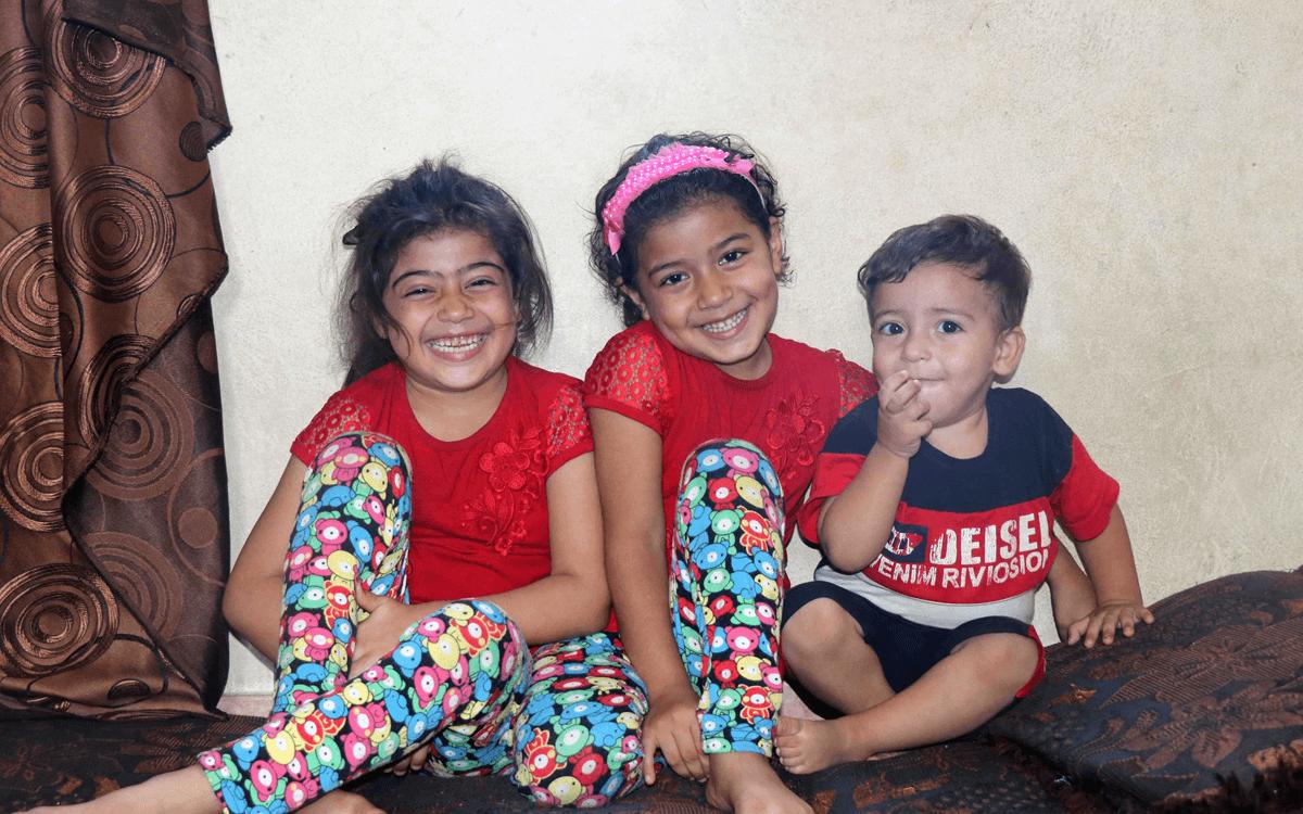 UMCOR reaches Syrian refugees