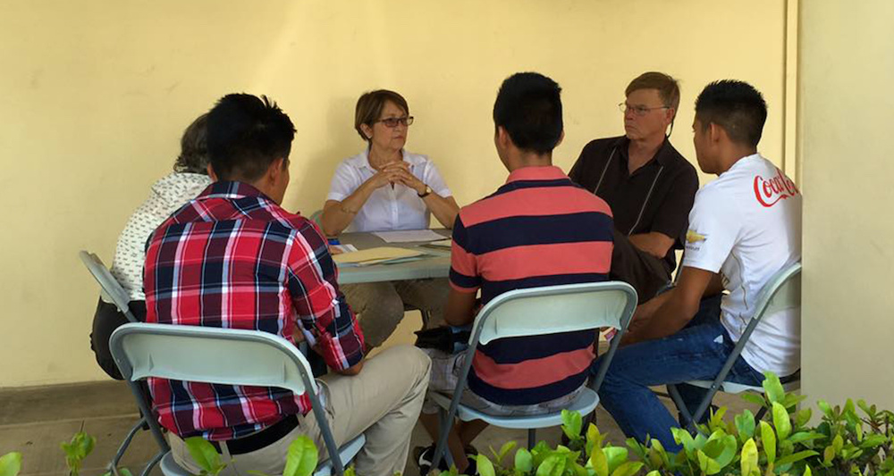 Partners work together for asylum seekers