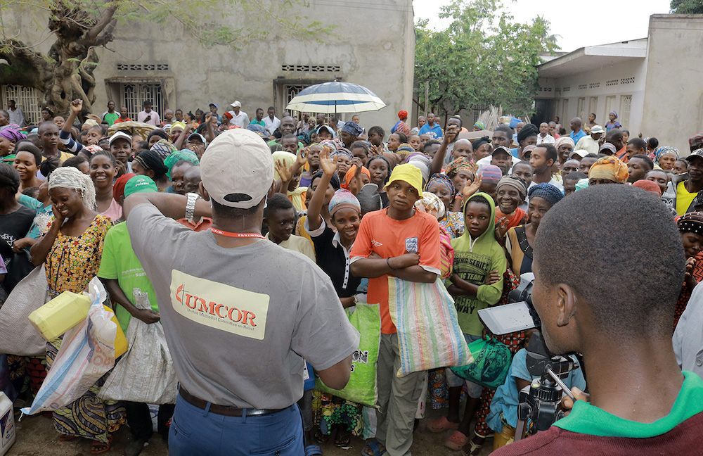 UMCOR assists flood survivors in Congo