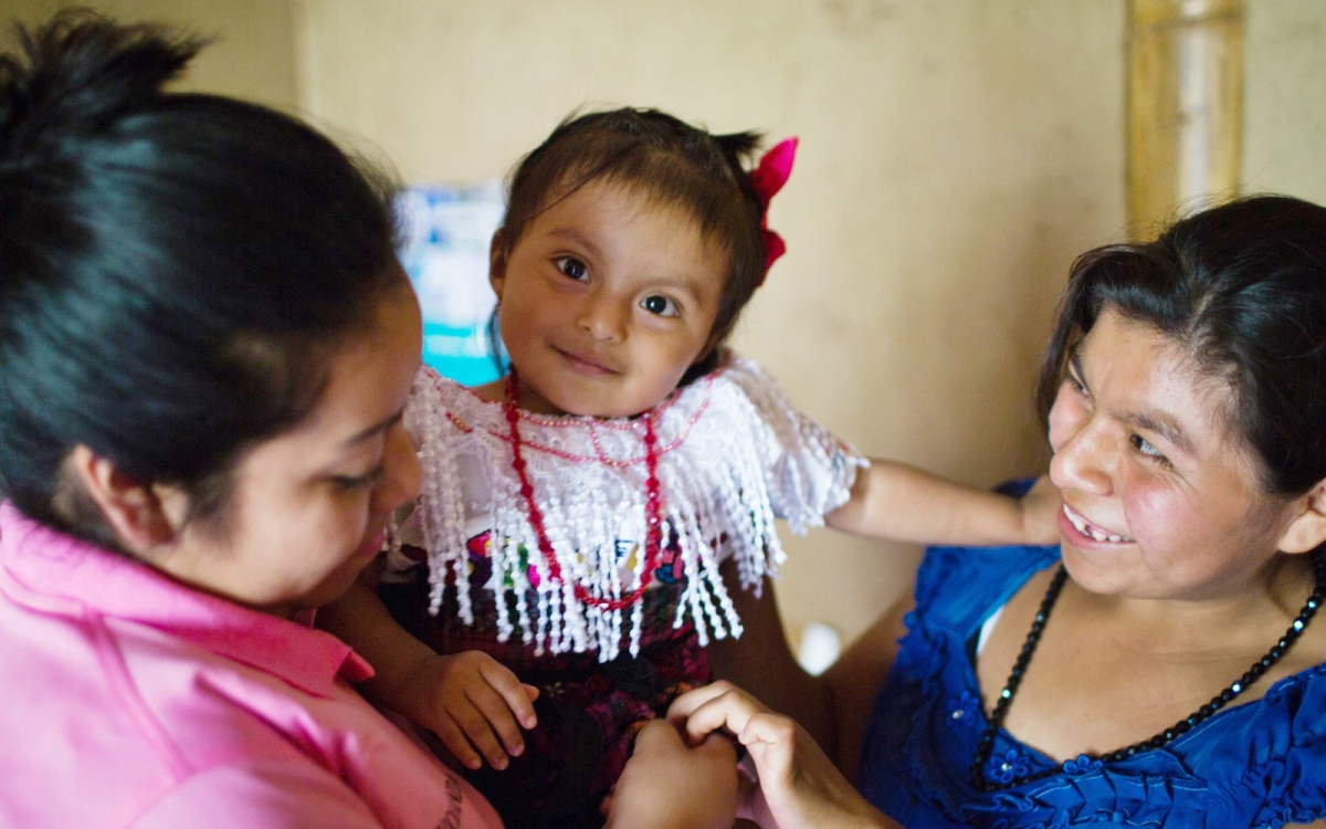 Global Health initiative exceeds goal of reaching 1 million children