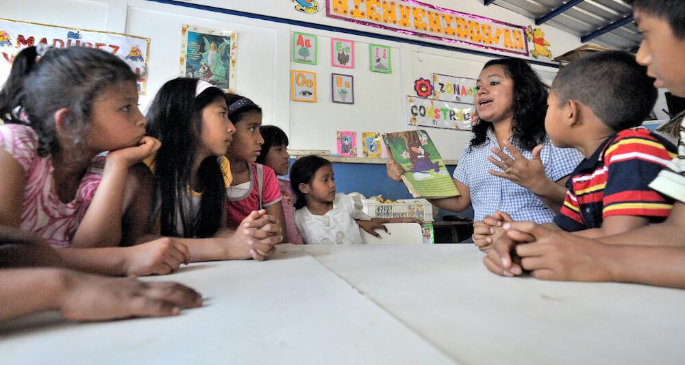 Growth through education
