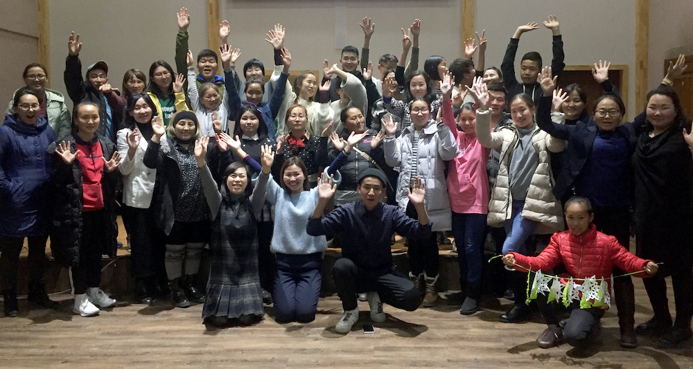 Joys and concerns for Methodists in Mongolia