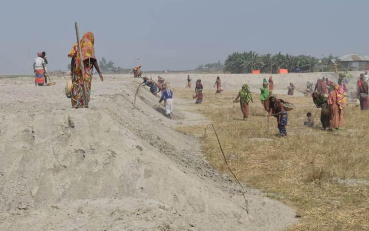 Recurring floods in Bangladesh addressed through an UMCOR – Muslim Aid/UK partnership