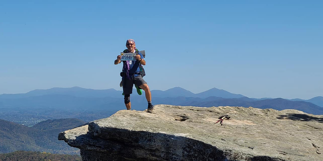 Obstacles won't stop man from walking to raise funds for UMCOR