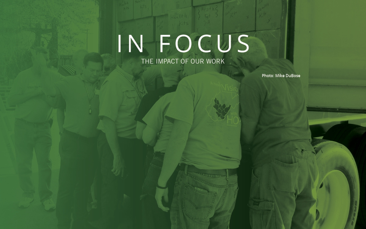 In Focus: The Breadth and Impact of Mission