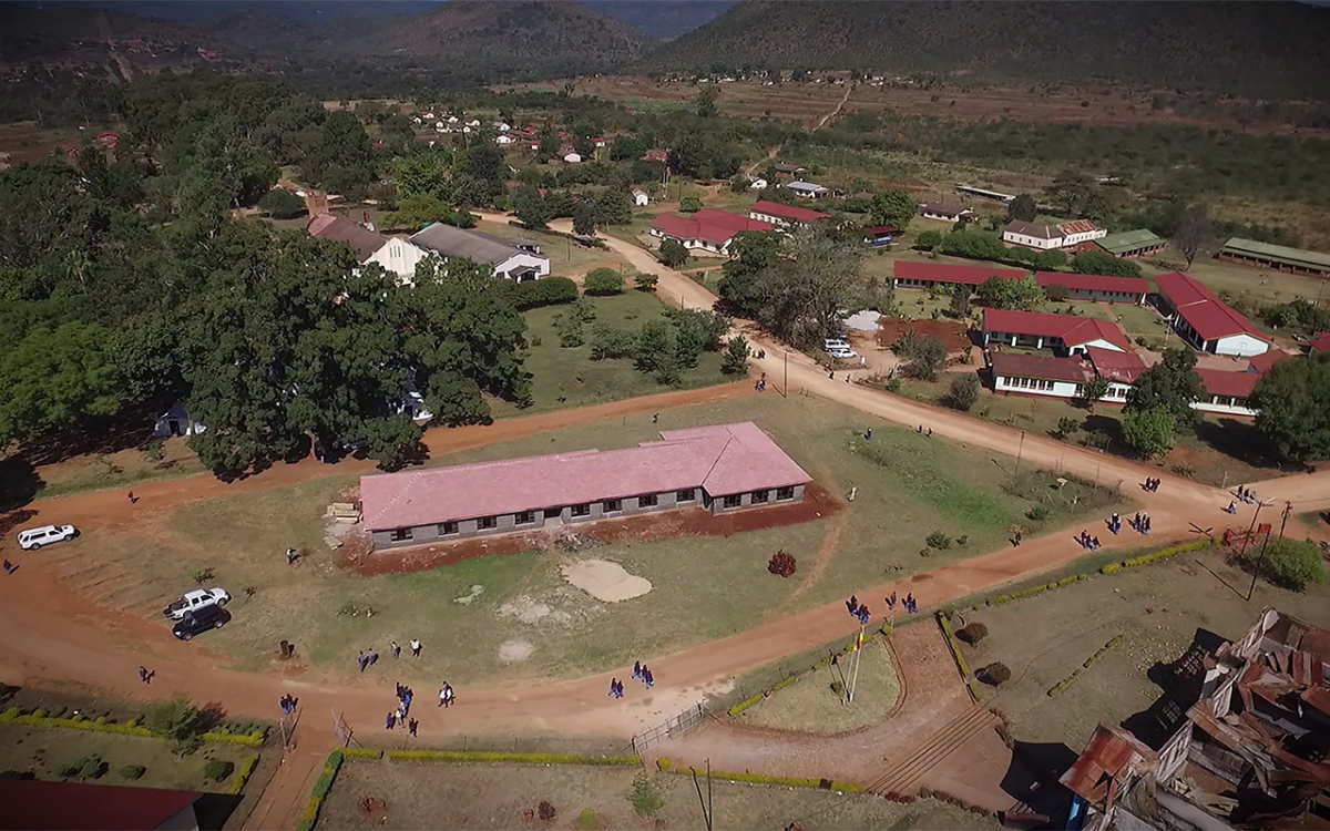 Improving Health at Old Mutare Mission Hospital
