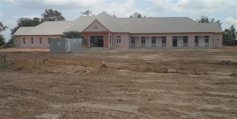 Global mission grants rehabilitate health facilities worldwide