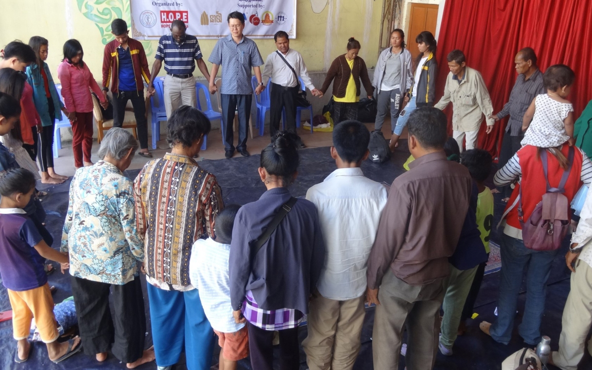 Missionaries represent many facets of God's mission today