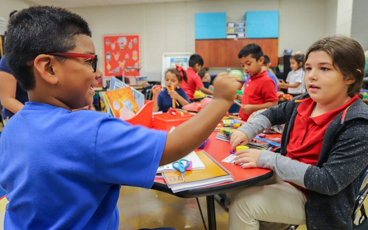 UMCOR distributes school kits to Native communities