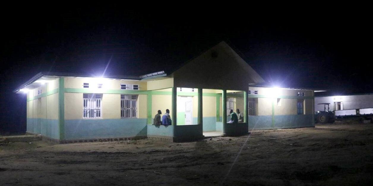 A new era for health care in Tunda, East Congo