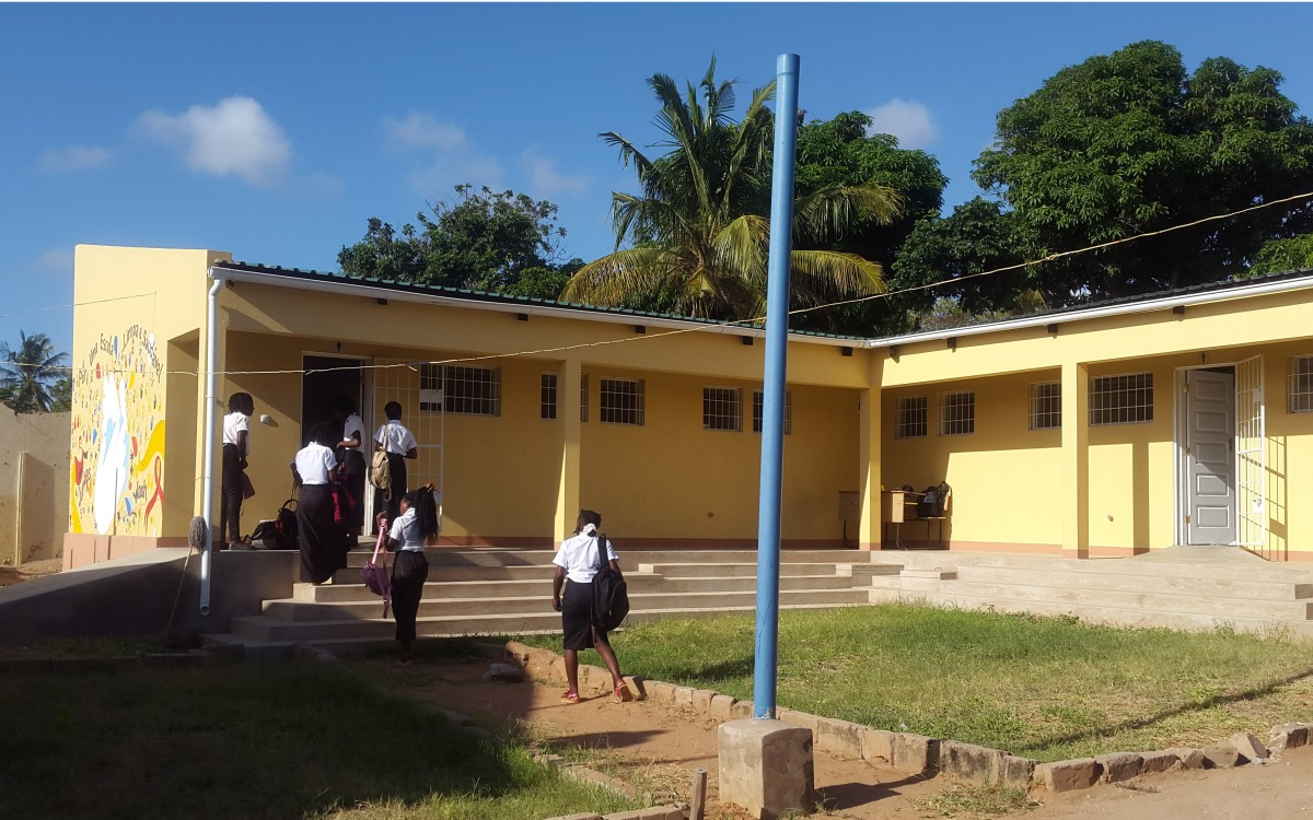 Love and human dignity make an UMCOR WASH project in Mozambique
