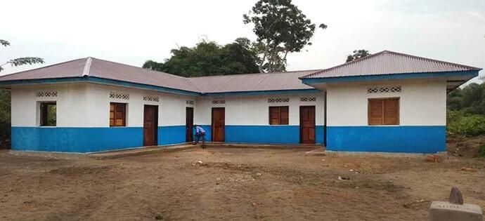 First health center opens in rural Congo village