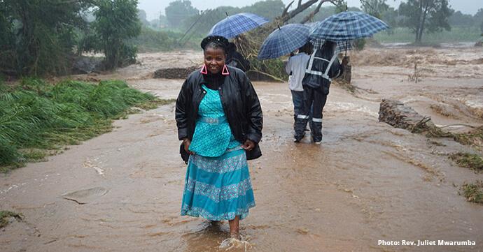 UMCOR grants aid initial cyclone response