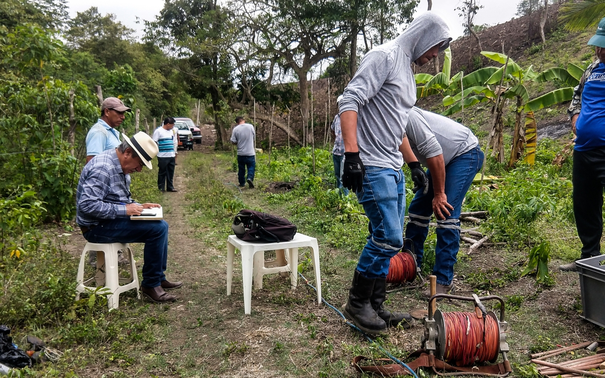 Building water resources in Ecuador and Bolivia