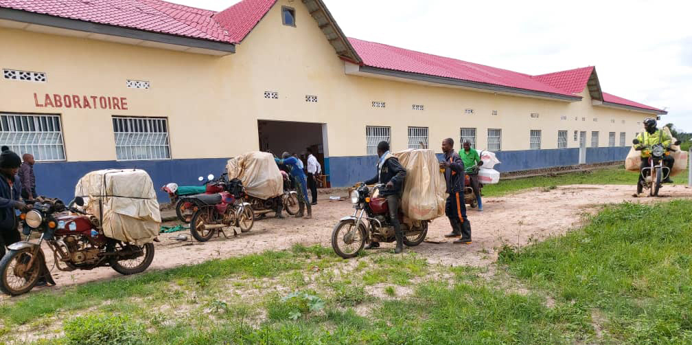 Falling malaria rates in Kamina attributed to awareness campaign and subsidized care