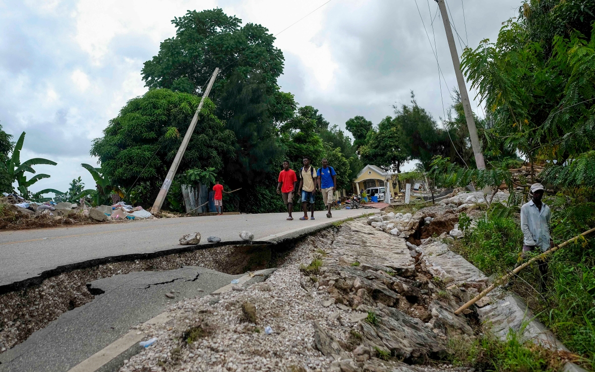 UMCOR issues first grants for Haiti relief